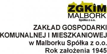 Zakład Gospodarki Komunalnej i Mieszkaniowej w Malborku