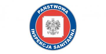 Logotyp Państwowej Inspekcji Sanitarnej