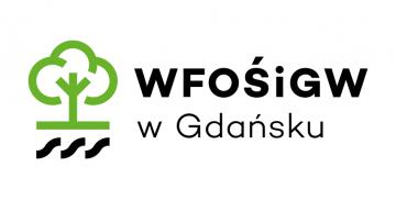Logotyp Wojewódzkiego Funduszu Ochrony Środowiska i Gospodarki Wodnej w Gdańsku