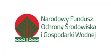 Logotyp Narodowego Funduszu Ochrony Środowiska i Gospodarki Wodnej