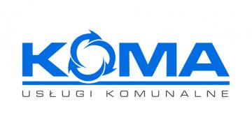 Logotyp firmy KOMA