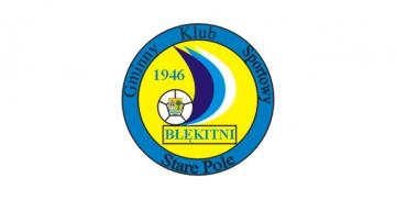 Logotyp klubu Błękitni Stare Pole