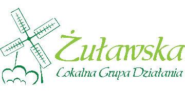 Logo Żuławskiej Grupy Działania