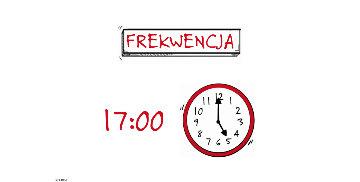 Frekwencja na godz. 17:00