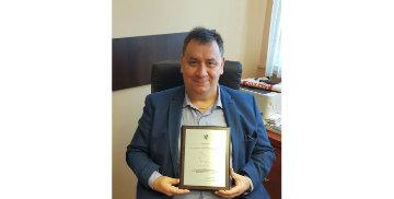 Wyróżnienie w konkursie Najlepsza Przestrzeń Publiczna Województwa Pomorskiego