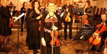 Koncert z okazji 700-lecia parafii Krzyżanowo