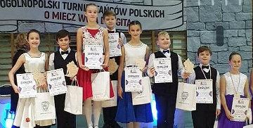 "Tanecznym krokiem po Polsce"""