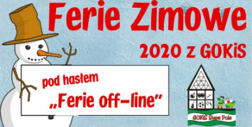 """Ferie off-line"""