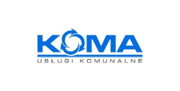 Informacja firmy KOMA