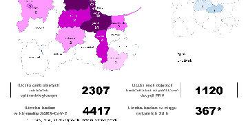 Dane Inspekcji Sanitarnej (9.04)
