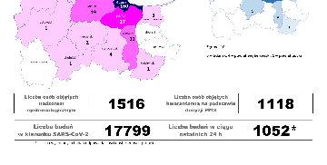 Dane Inspekcji Sanitarnej (29.04)