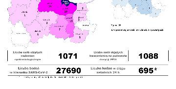 Dane Inspekcji Sanitarnej (10.05)