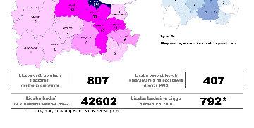 Dane Inspekcji Sanitarnej (25.05)