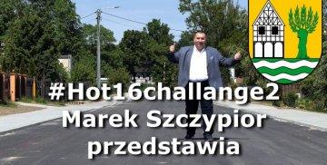 #Hot16Challenge